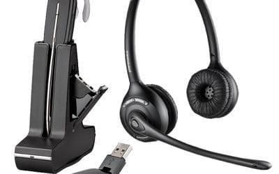 Stappenplan: Plantronics headset herstellen