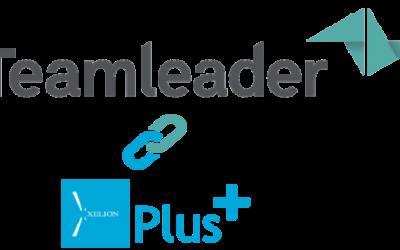 Teamleader VoIP koppeling met Xelion Plus